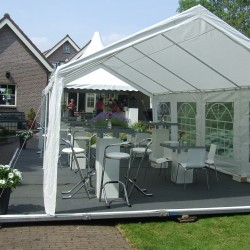 Partytent Wit