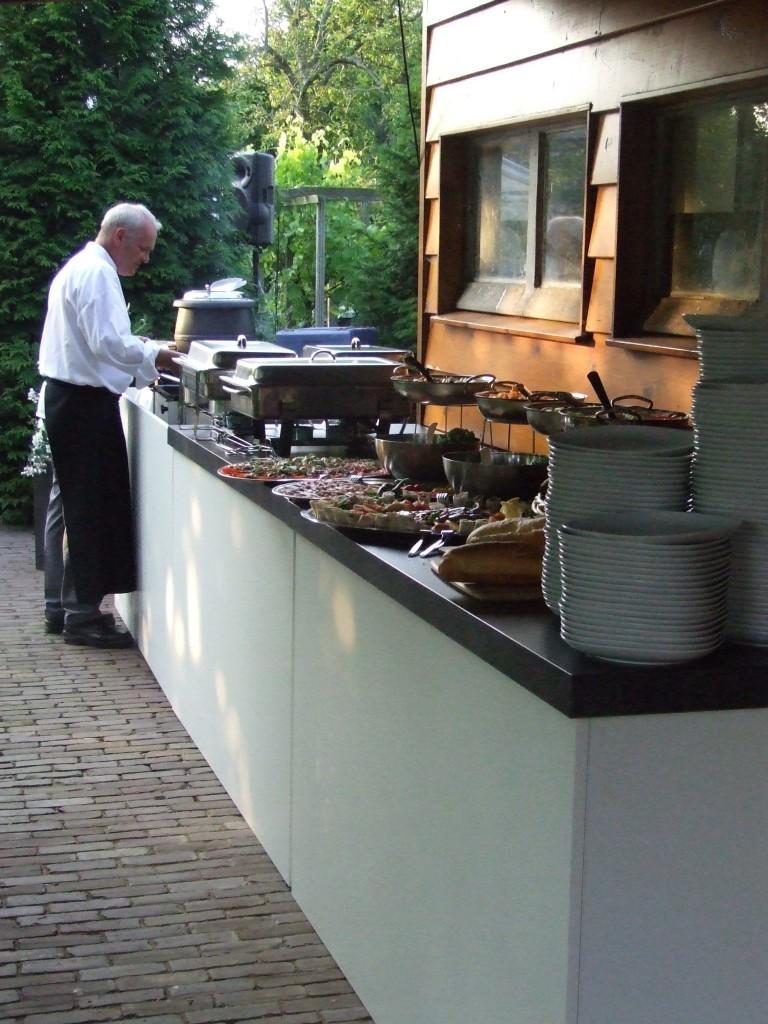 Buffet van Cuisine Superieure