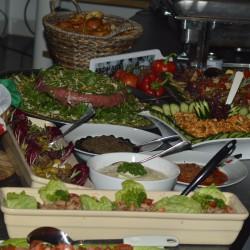 Italiaans buffet Buon Appetito