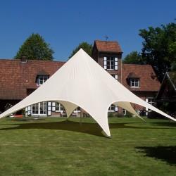 Nieuwe tent partyluxe