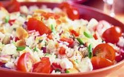 salade van cuisine superieure